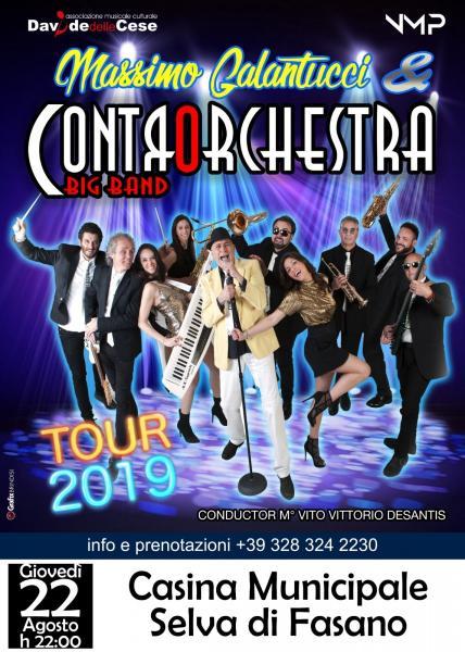 Massimo Galantucci & Controrchestra Big Band