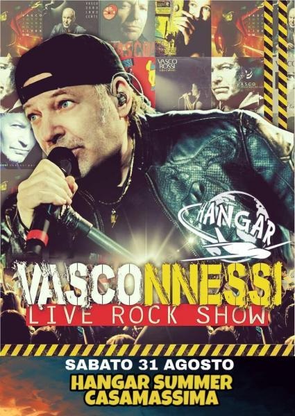 Concerto VASCONNESSI Vasco Rossi Tribute