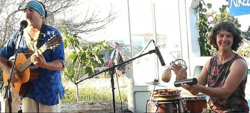 Juan Violineiro e Marta Maggioni - Live