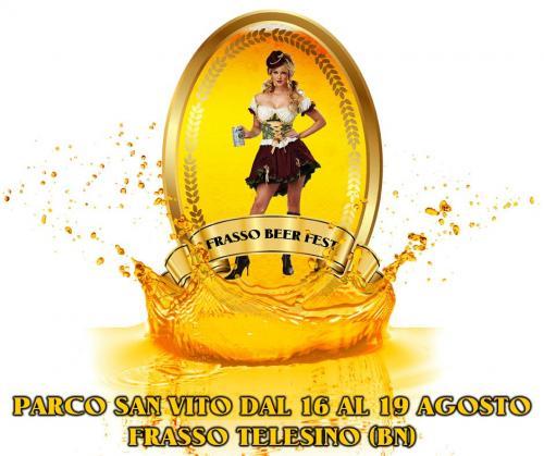 """Festa della Birra """"Frasso Beer Fest"""""""