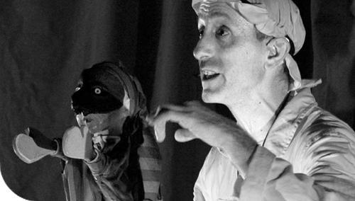 Bertuccia all'inferno per l'ultimo appuntamento teatrale  di Racconti D'autore 2019.