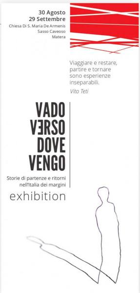 Vado Verso Dove Vengo Exhibition