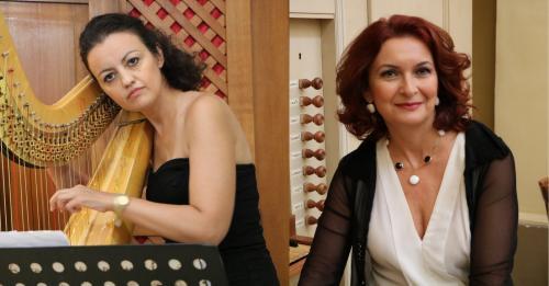 Concerto di Mezz'Estate 2019 per Organo e Arpa -  Mola di Bari