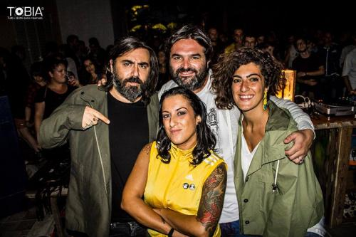 Rekkia Raw e Tropical Party al Cotriero di Gallipoli