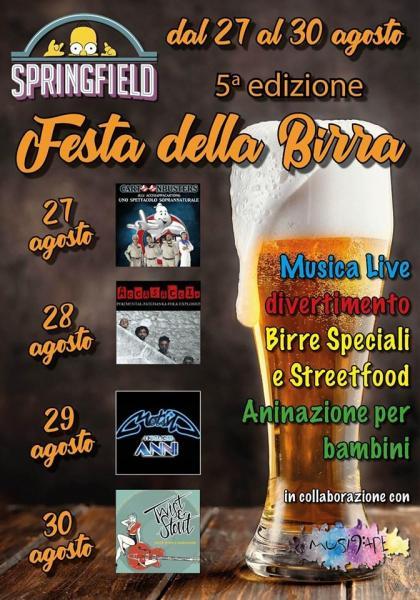 Torna la Festa della Birra a Talsano