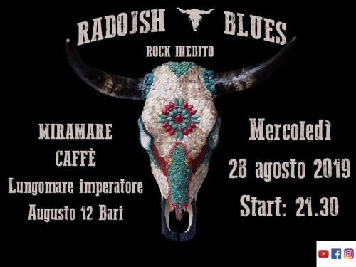 Radojsh Blues trio
