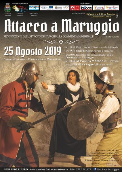 Attacco a Maruggio. Rievocazione storica