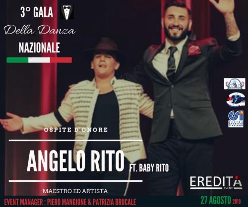 Il Gala della danza nazionale 2019 si svolgerà in Puglia