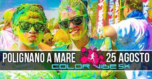 Color Vibe Polignano 2019
