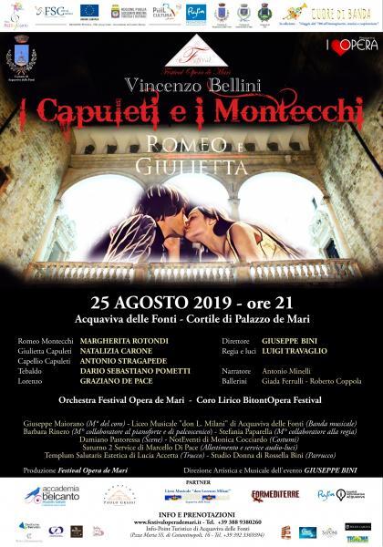 Festival Opera de Mari I CAPULETI E I MONTECCHI (V.Bellini)