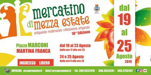 Calendario Mercatini Antiquariato Puglia.Il Tacco Di Bacco
