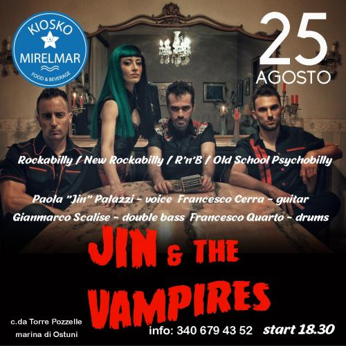 Jin & the Vampires