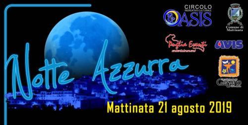 In scena la Notte Azzurra a Mattinata