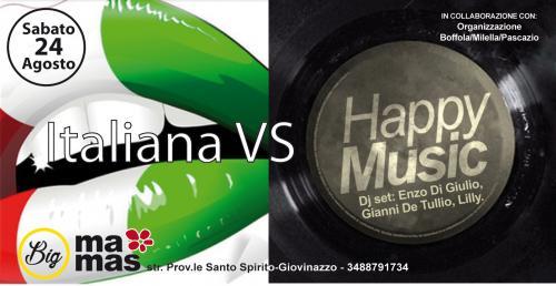 Italiana VS Happy Music