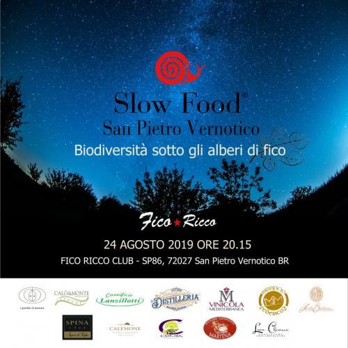Slow Food SPV - Biodiversità sotto gli alberi di fico