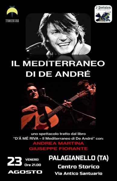 Il Mediterraneo di De André