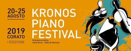 Kronos Piano Festival 2019, il programma completo