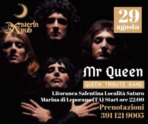 Tribute Band Queen