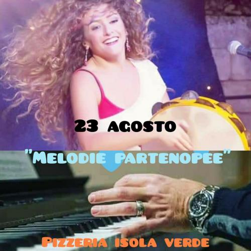 Melodie Partenopee - Leo Caragnano: pianoforte, Daniela Mazza: voce, danze e tamburelli