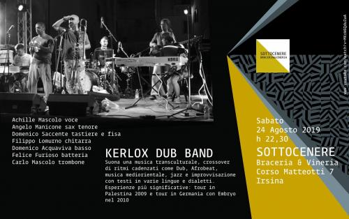 Kerlox Dub Band 20 (y)Ears Music
