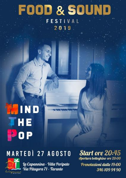 Food and Sound Festival - Mind the Pop