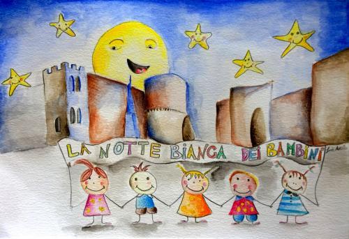 Ad Otranto La Notte Bianca dei bambini