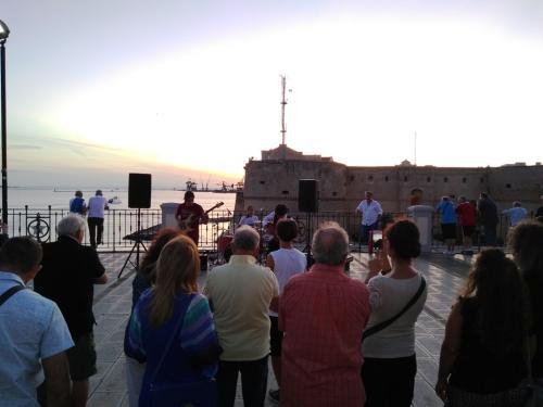 Domenica Sera con la Musica Sul Lungomare di Taranto