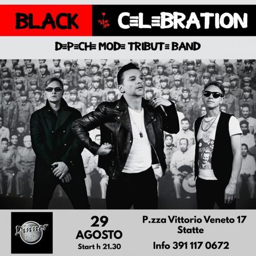 Black Celebration Depeche Mode Tribute Band | Live al Dinner Caffè