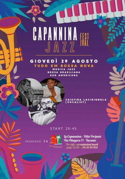 Capannina Jazz Festival - The International Standard Time