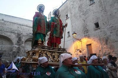 Processione dei Santi Medici