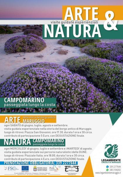 Arte & Natura - Visite guidate alla costa di Campomarino