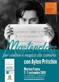 Masterclass con A. Pritchin