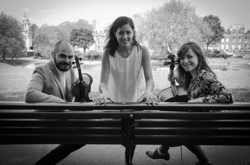 AgìmusFestival 2019 - Tamèsis Piano Trio
