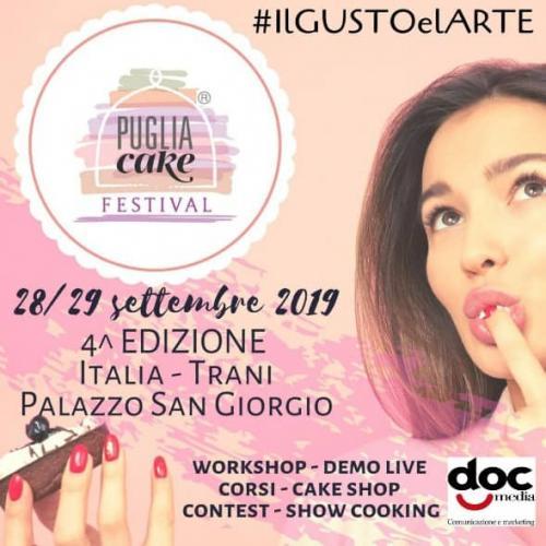 Puglia Cake Festival 4° Edizione