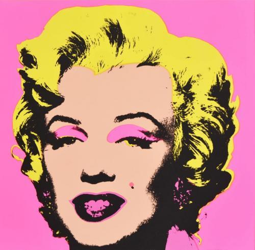 Il mito di Andy Warhol in mostra
