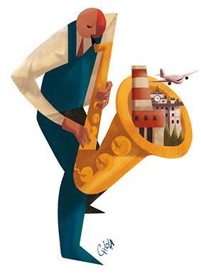 Apre a Fiumicino il primo Museo del Saxofono