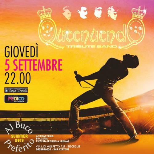 Queenuendo - tribute band a Bisceglie