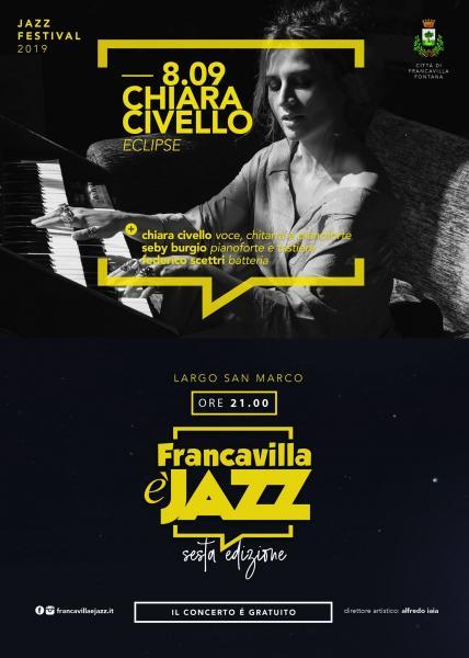 """Chiara Civello – """"Eclipse"""""""
