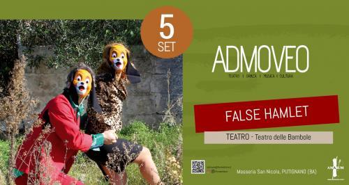 False Hamlet // Circuito Admoveo