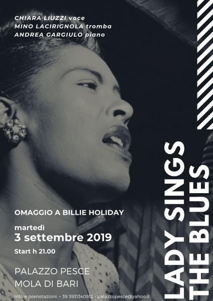 Lady sings the blues [Omaggio a Billie Holiday]