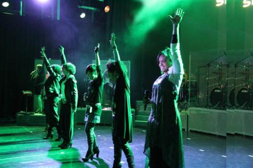 Gen Verde live concert a Matera