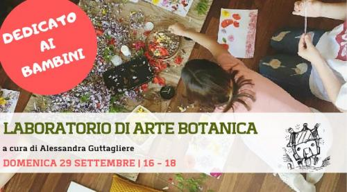 Laboratorio di Arte Botanica per Bambini