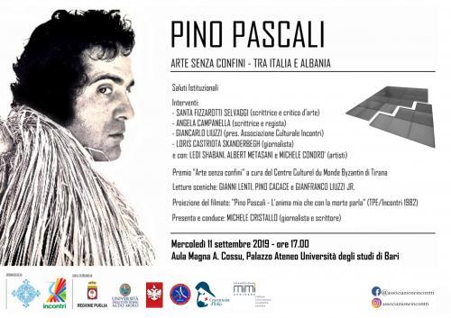 Pino Pascali - Arte Senza Confini, tra Italia e Albania