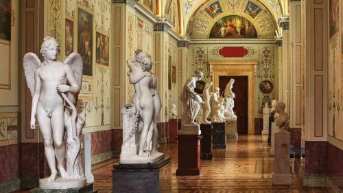 Ermitage – il Potere Dell'arte