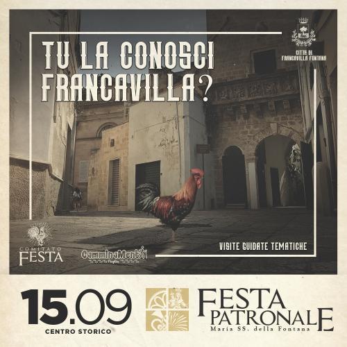Tu la conosci Francavilla?