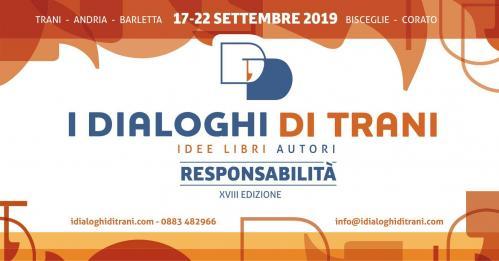 """Serata inaugurale de """"I Dialoghi di Trani"""""""