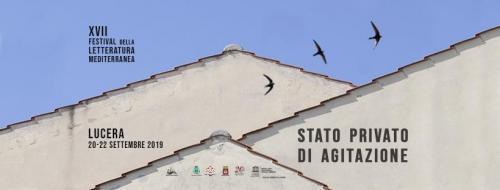 Mimmo Borelli chiude il Festival della Letteratura Mediterranea