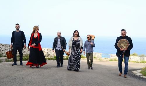 """Pizzica e musica folk con la """"Compagnia Aria Corte"""" in occasione di """"Insieme per Famiglie SMA"""""""