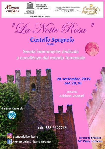 La Notte Rosa