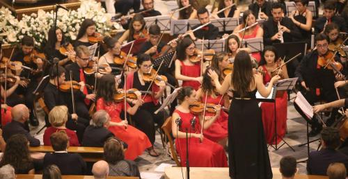 AYSO in concerto per il festival Imaginaria